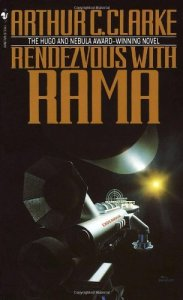 Cover of Rendezvous with Rama by Arthur C. Clarke