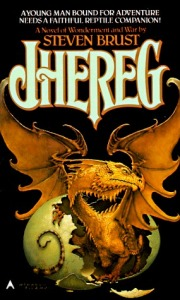 Cover of Jhereg by Steven Brust