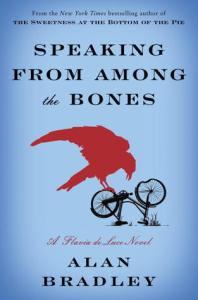 Cover of Speaking from Among the Bones by Alan Bradley