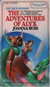 Cover of The Adventures of Alyx by Joanna Russ