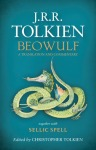 Cover of Beowulf trans. J.R.R. Tolkien