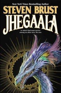 Cover of Jhegaala by Steven Brust