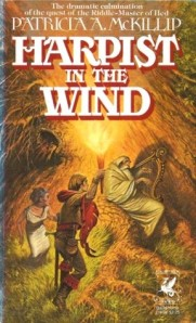 Cover of The Harpist in the Wind by Patricia McKillip