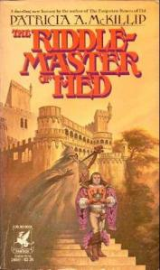 Cover of The Riddle-master of Hed by Patricia McKillip