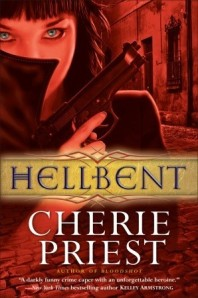 Cover of Hellbent by Cherie Priest
