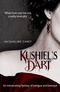 Cover of Kushiel's Dart by Jacqueline Carey