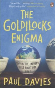 Cover of The Goldilocks Enigma by Paul Davies