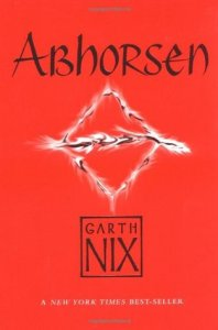 Cover of Abhorsen by Garth Nix