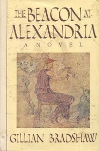 Cover of The Beacon at Alexandria by Gillian Bradshaw