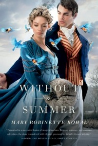 Cover of Without a Summer