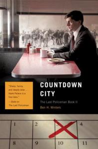 Cover of Countdown City by Ben H. Winters