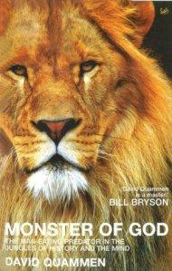 Cover of Monster of God by David Quammen
