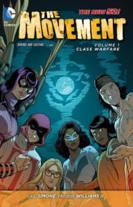 Cover of The Movement by Gail Simone