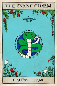 Cover of The Snake Charm by Laura Lam