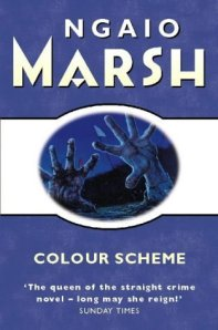 Cover of Colour Scheme, by Ngaio Marsh