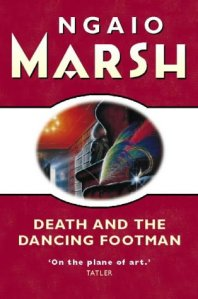 Cover of Death and the Dancing Footman, by Ngaio Marsh