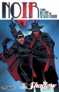 Cover of the comic Noir