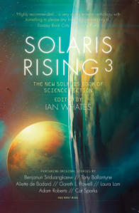 Cover of Solaris Rising 3, ed. Ian Whates