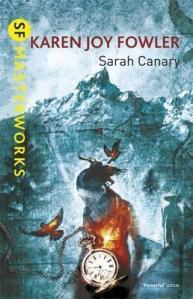 Cover of Sarah Canary by Karen Joy Fowler