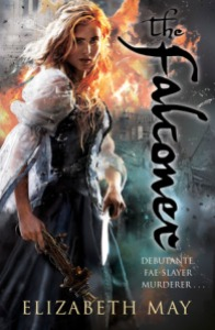 Cover of The Falconer by Elizabeth May