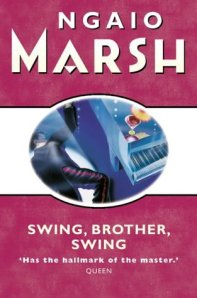 Cover of Swing, Brother, Swing, by Ngaio Marsh