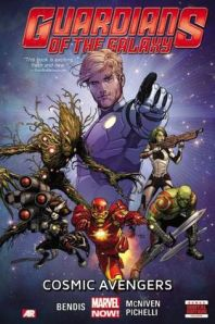 Cover of Marvel's Guardians of the Galaxy