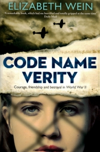 Cover of Code Name Verity by Elizabeth Wein
