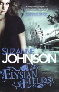 Cover of Elysian Fields by Suzanne Johnson