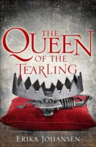 Cover of The Queen of the Tearling by Erika Johansen