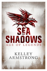 Cover of Sea of Shadows by Kelley Armstrong