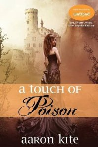 Cover of A Touch of Poison by Aaron Kite