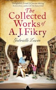 Cover of The Collected Works of A.J. Fikry by Gabrielle Zevin