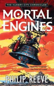 Cover of Mortal Engines by Phillip Reeve