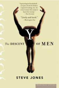 Cover of Y: The Descent of Men by Steve Jones
