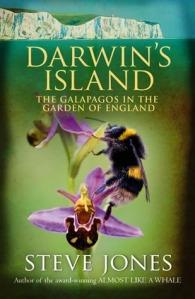 Cover of Darwin's Island by Steve Jones