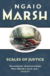 Cover of Scales of Justice by Ngaio Marsh