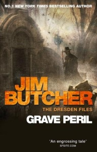 Cover of Grave Peril by Jim Butcher