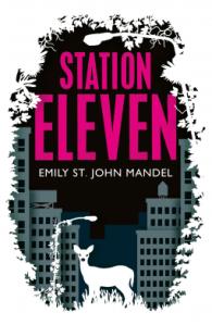 Cover of Station Eleven by Emily St John Mandel