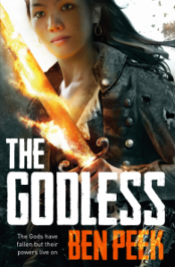 Cover of The Godless by Ben Peek