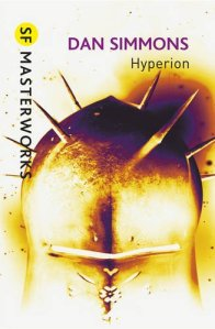 Cover of Hyperion by Dan Simmons