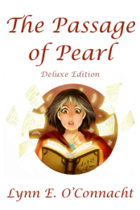 Cover of The Passage of Pearl by Lynn E O Connacht