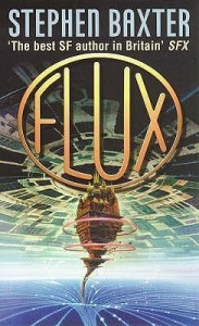 Cover of Flux by Stephen Baxter