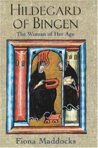 Cover of Hildegard of Bingen by Fiona Maddocks
