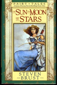 Cover of The Sun and Moon and Stars by Steven Brust