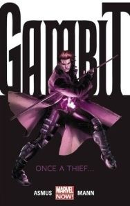 Cover of Gambit: Once A Thief