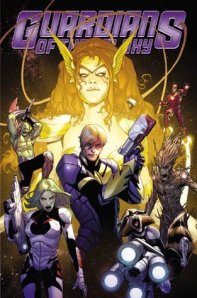 Cover of Guardians of the Galaxy: Angela