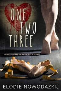Cover of One Two Three by Elodie Nowodazkij