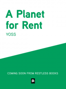 Cover of A Planet for Rent by Yoss