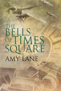 Cover of The Bells of Times Square by Amy Lane