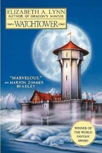 Cover of Watchtower by Elizabeth A. Lynn